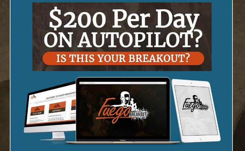 Earn 200 dollars a day on autopilot